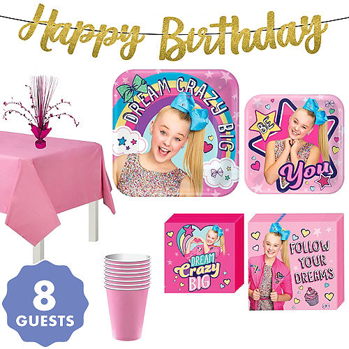 JoJo Siwa Party Supplies - JoJo Siwa Party | Party City