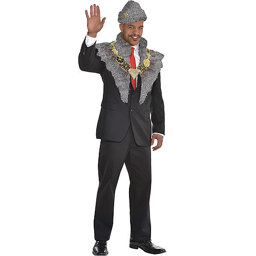 958a4e17437a5 Adult Prince Akeem Costume Accessory Kit - Coming to America