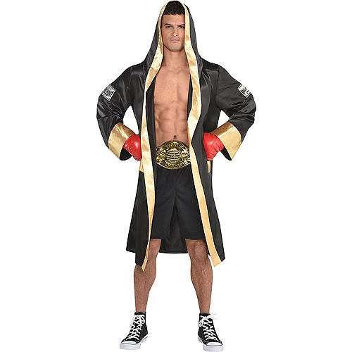 Adult Boxer Robe