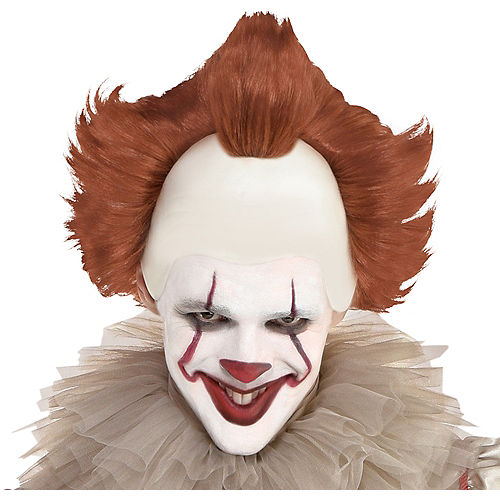 pennywise wig it