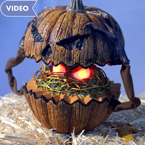 animated pop up jack o lantern