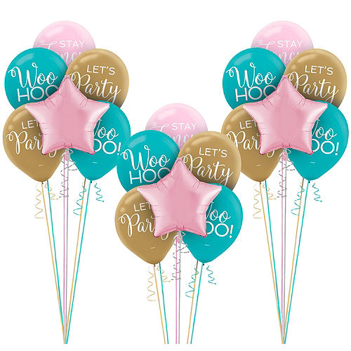 Confetti Fun Birthday Party Supplies