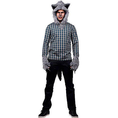 Werewolf costumes for kids adults werewolf halloween costumes adult werewolf costume accessory kit solutioingenieria Choice Image