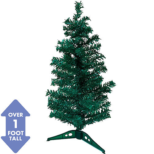 Mini Christmas Trees For Desk Table Party City