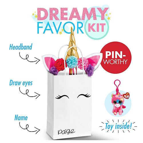 Dreamy Unicorn Favor Kit