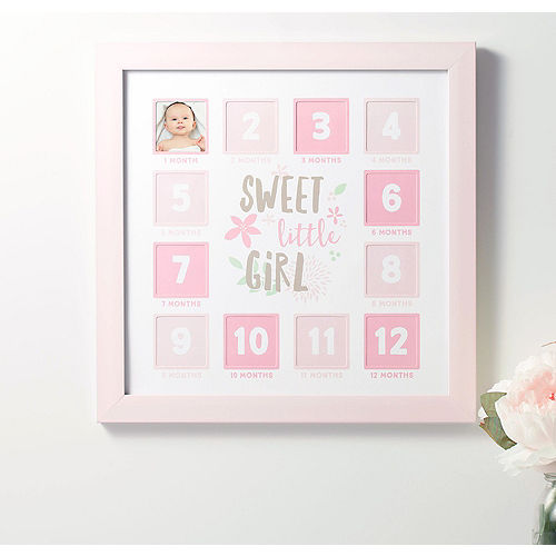 Weeks Until Baby Countdown Frame ~ Love Mommy & Daddy Low Price Keepsakes & Baby Announcements
