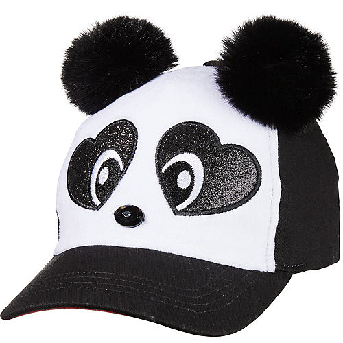 5e846d3a77e Child Panda Baseball Hat