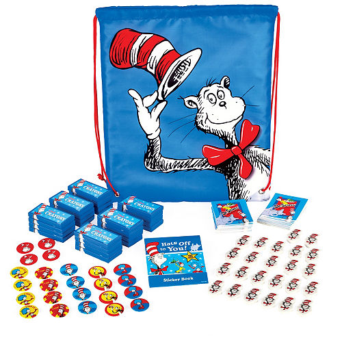b0813a00b47317 Dr. Seuss Costumes & Accessories - Cat in the Hat Hats | Party City