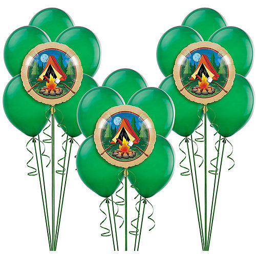 Camping Themed Party Supplies - Camping Birthday Party