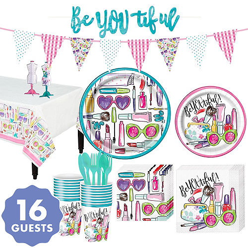 Super Spa Party Kit For 16 Guests
