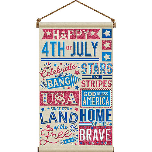 4th Of July Decorations Red White Blue Decor Party City Canada