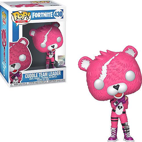 8cd2b650323 Funko Pop! Cuddle Team Leader Figure - Fortnite