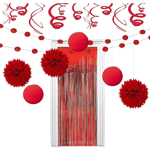 Super Red Decorating Kit