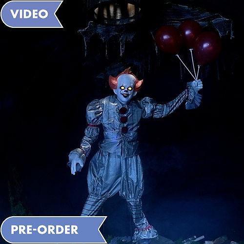 Creepy Clown Halloween Decorations.Halloween Creepy Carnival Decorations Creepy Clown Props