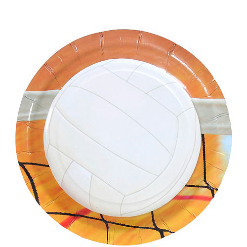 Volleyball Party Supplies Volleyball Party Party City