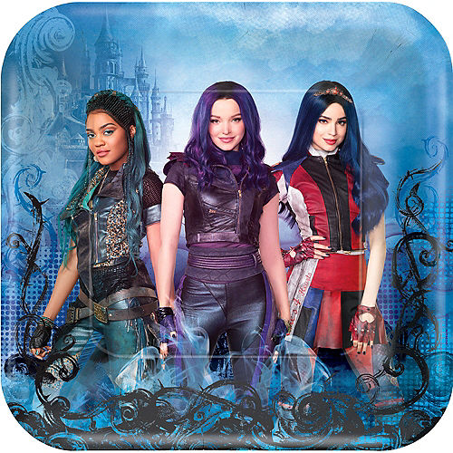 Disney Descendants Party Supplies & Birthday Ideas | Party City