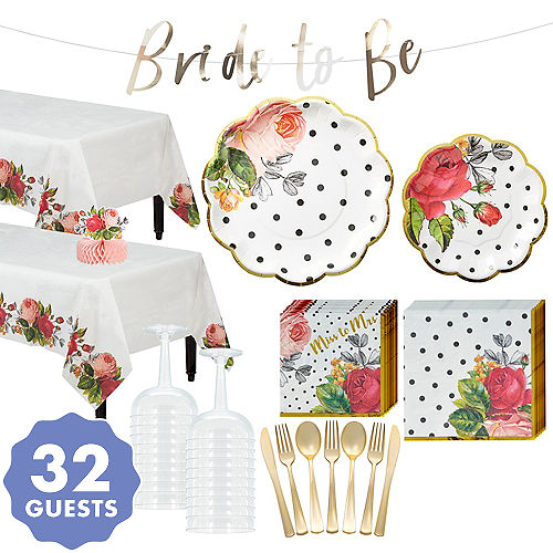 eae2d93524ef Bridal Shower Supplies - Bridal Shower Themes & Decorations | Party City