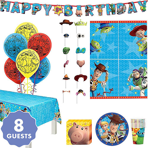 Excellent Toy Story Party Supplies Toy Story Birthday Party City Personalised Birthday Cards Arneslily Jamesorg