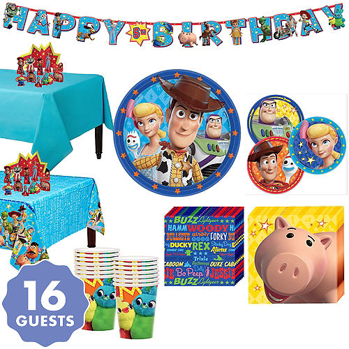 Toy Story Party Supplies Toy Story Birthday Party City
