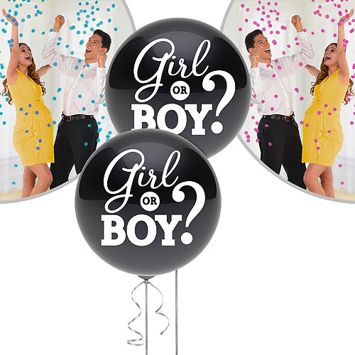 ac69f492d Gender Reveal Party Supplies - Gender Reveal Themes | Party City