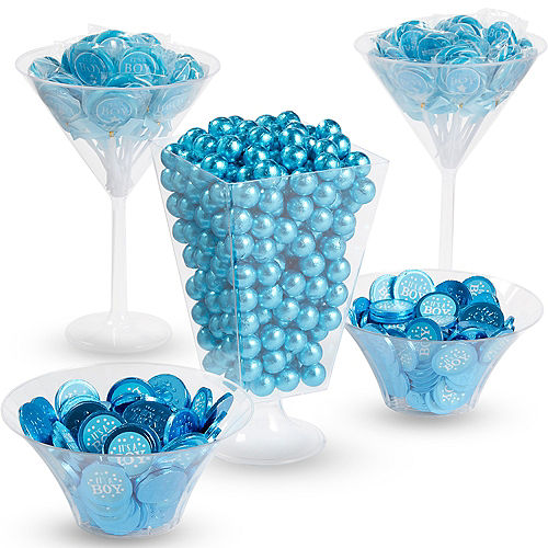 Excellent Baby Shower Candy Candy Favors Bubblegum Cigars Party City Home Interior And Landscaping Ologienasavecom