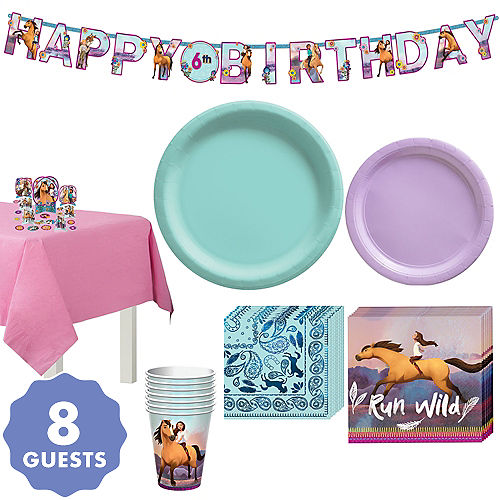 Spirit Riding Free Birthday Party Supplies | Party City