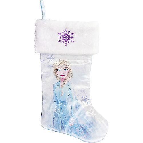 Frozen 2 Elsa Satin Stocking Disney Party City