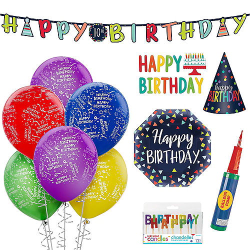 Party City 90Th Birthday Decorations  from partycity.scene7.com