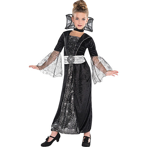 Vampire costumes for kids adults vampire costume ideas party city girls dark countess costume solutioingenieria Choice Image