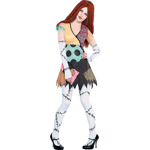 Adult Sally Costume - The Nightmare Before Christmas