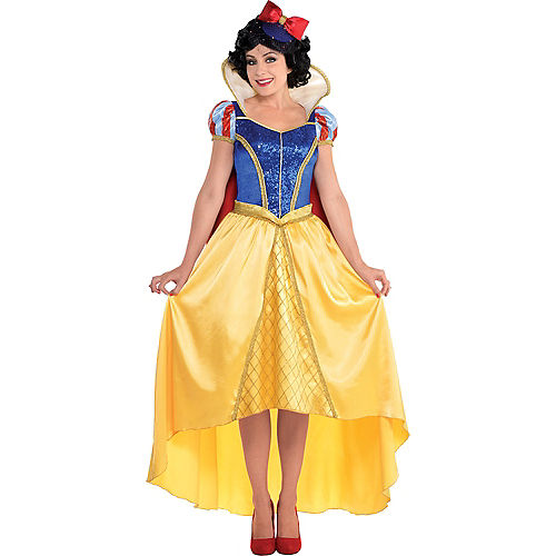 Adult Snow White Costume Couture - Snow White & the Seven Dwarfs