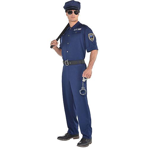 Adult On Patrol Police Costume