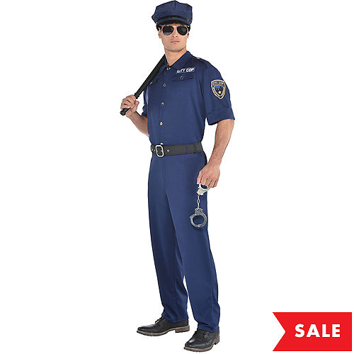 Police costumes sexy cop costumes for women party city adult on patrol police costume solutioingenieria Gallery