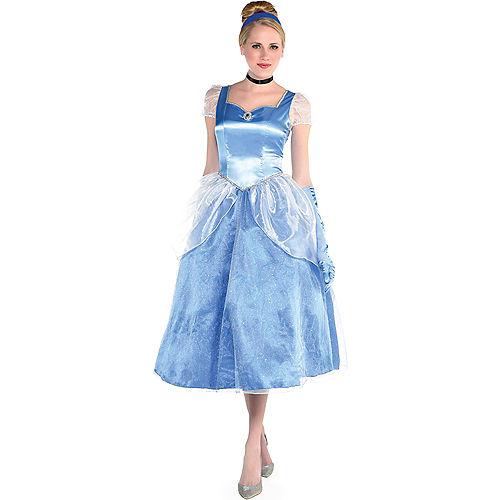 Womens Cinderella Costume - Cinderella