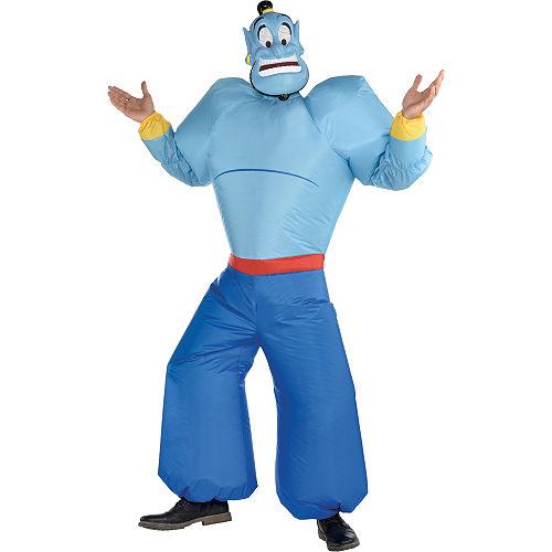 Adult Inflatable Genie Costume - Aladdin
