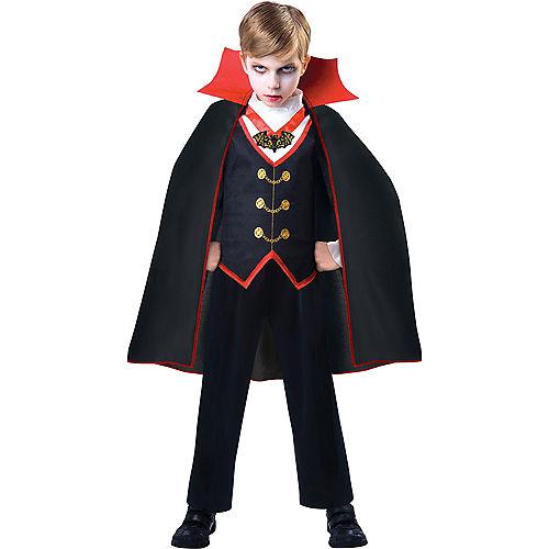 Dracula Boys Halloween Costume