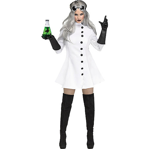 Womens Mad Scientist Costume