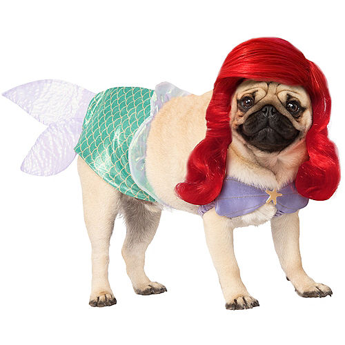 Ariel Dog Costume - The Little Mermaid