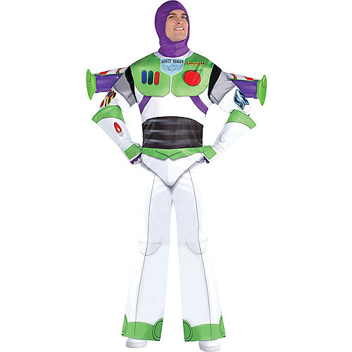 Adult Buzz Lightyear Costume - Toy Story 4