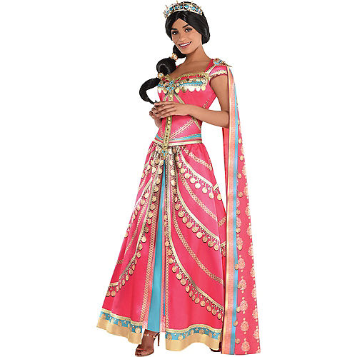 Adult Royal Jasmine Costume - Aladdin Live-Action