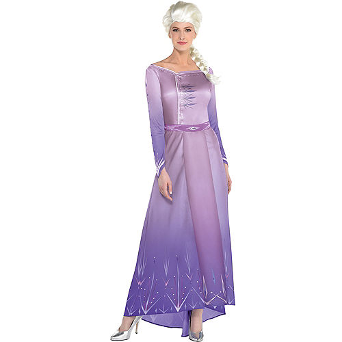 Adult Act 1 Elsa Costume - Frozen 2