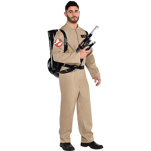 Adult Ghostbusters Costume with Proton Pack