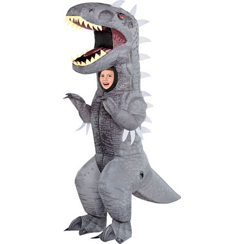Jurassic World Child Inflatable Indominus Rex Costume