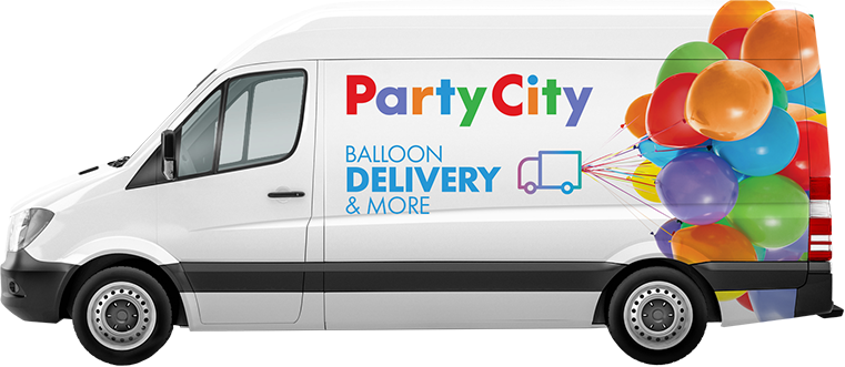 Party City van