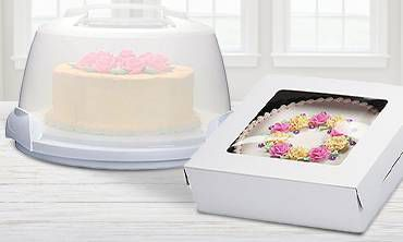 Cake Boxes & Carriers