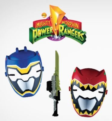 Power Rangers Gifts