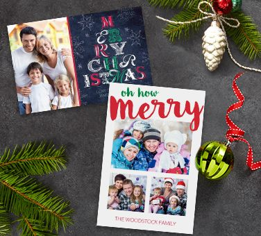 50% off Holiday Photo Cards. Enter code: PHOTO50