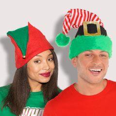 Elf Hats, Shoes