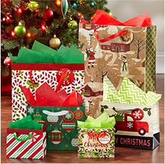 Gift Bags & Gift Wrap