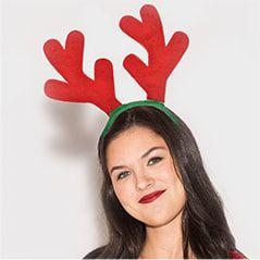 Reindeer Antlers & Christmas Hats